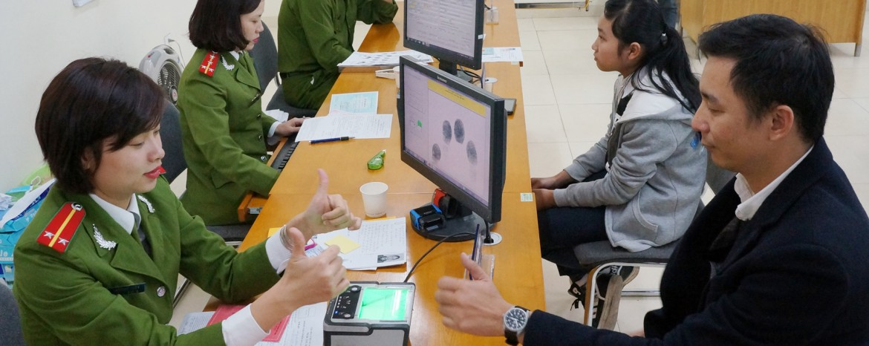 Legal advisory citizen identification