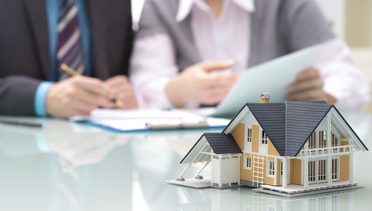 Real estate transactions online.