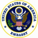 logo Embassy united states of america
