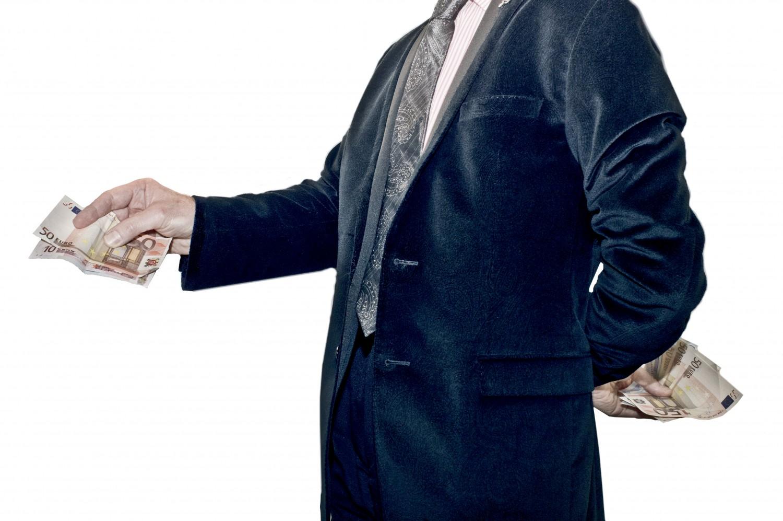 Ecommerce Business multidimensional tax fraud