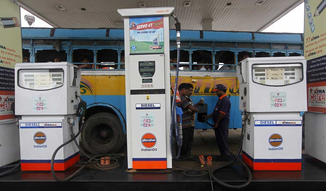 The retail prices of petrol and oil products  shall not exceed 2% of the basic price