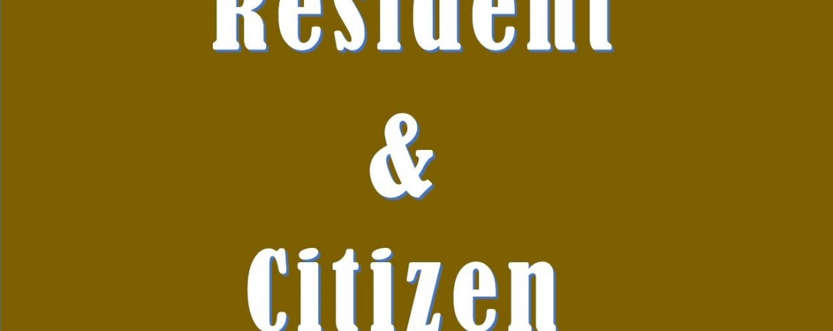 What is the difference between permanent and residence?