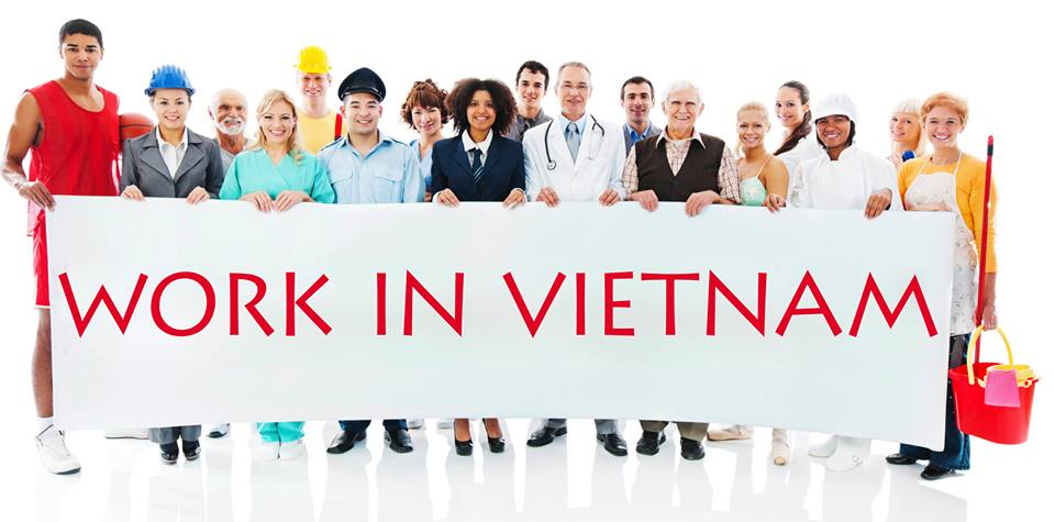 How to get work permit in Vietnam?