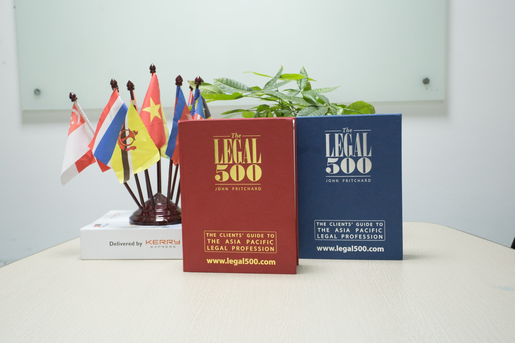 International Award for Vietnam Law Firm