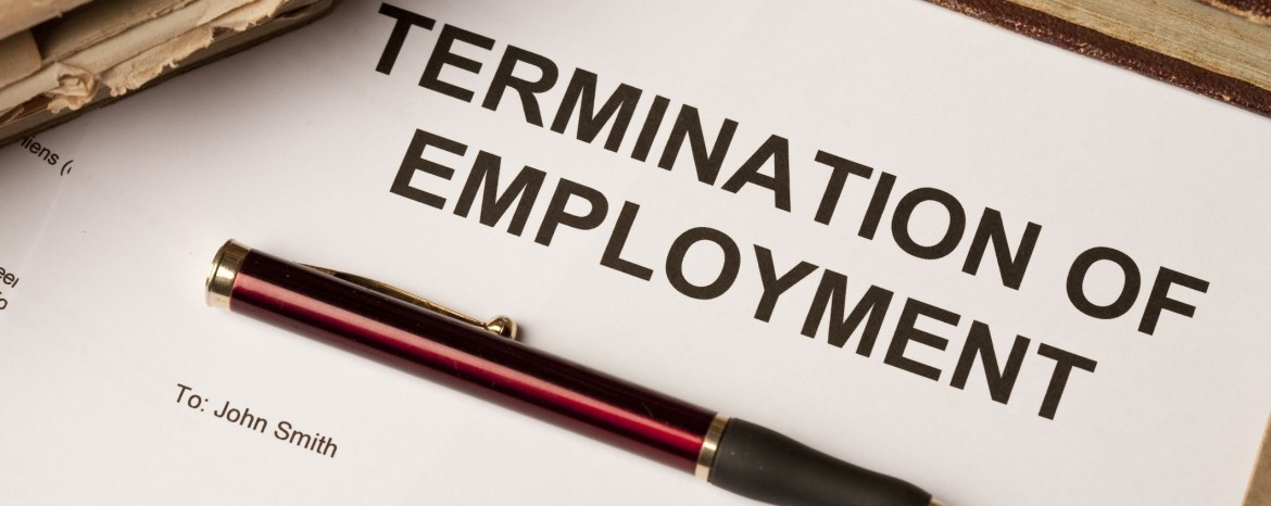 Termination labour contracts