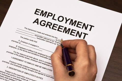 Legal Service Proposal on reviewing documents relating to employment