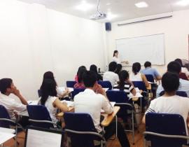 Establish short-term Korean training center