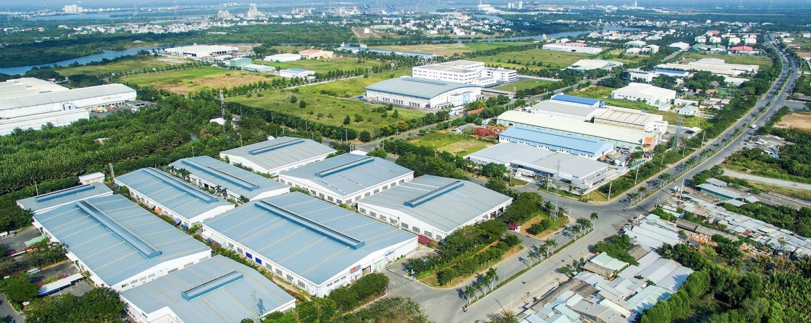 Establishment of foreign-invested company to manufacture other product inside the industrial zone