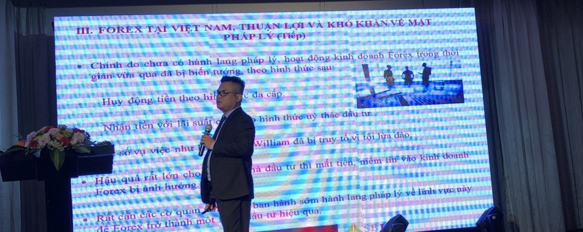 Legal framework for financial investment activities in Vietnam